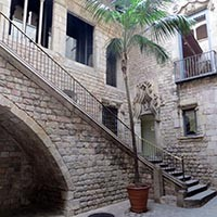 Picasso museum of Barcelona