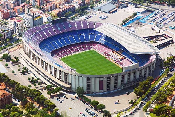 Camp Nou - Visit the stadium of FC Barcelona